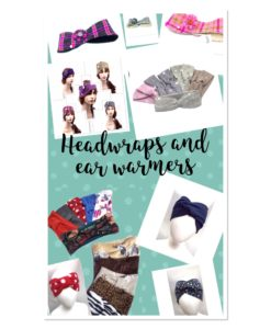 Headwraps & Earwarmers