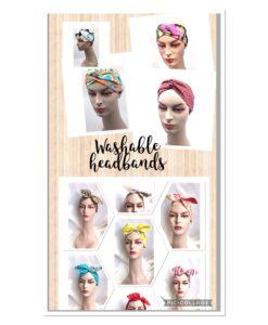 Washable Headbands