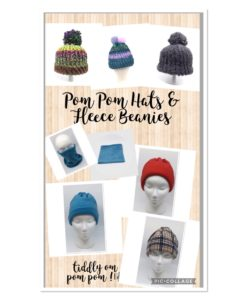 Pom Pom Hats & Fleece Beanies